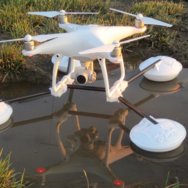 Water Landing Gear for Drones