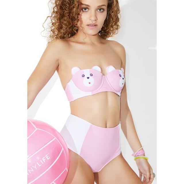 Bear Bikini Top