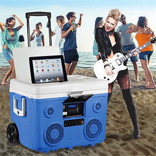 Bluetooth Cooler