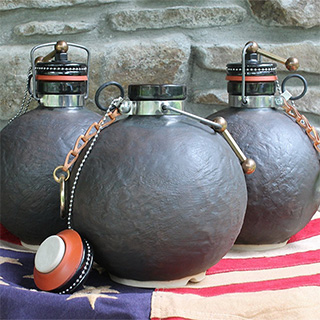 Cannonball Beer Growlers