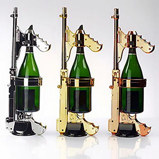Champagne Guns