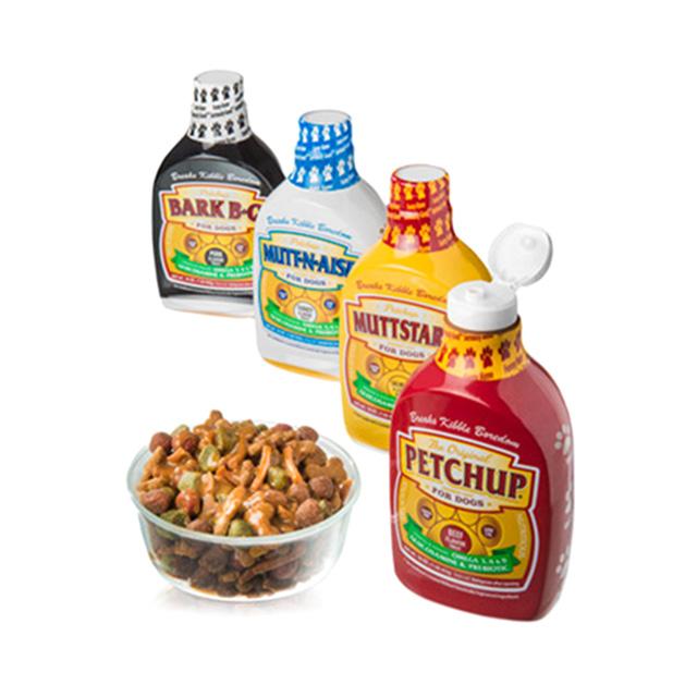 Dog Food Condiments