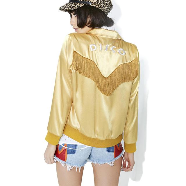 Fringe Disco Jacket