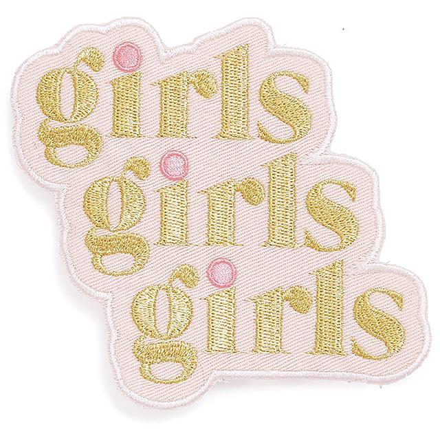 Girls Girls Girls Patch