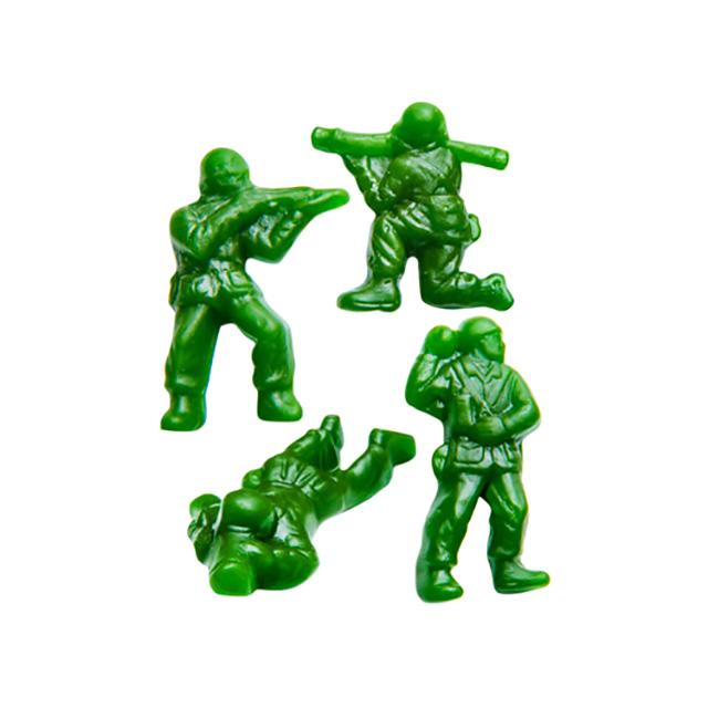 Green Apple Army Gummies