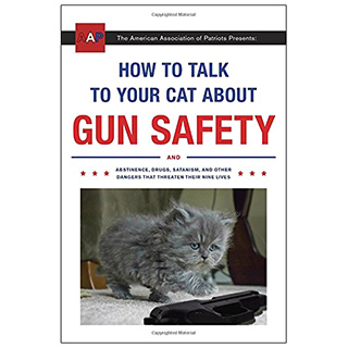 Gun Safety for Cats