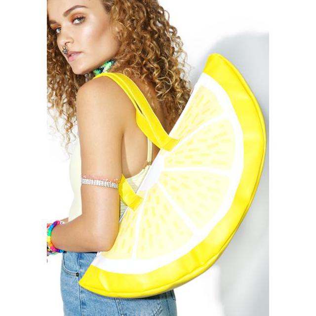 Lemon Cooler Bag