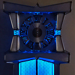Monster Grandfather Clock