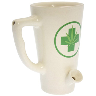 Pipe Coffee Mug