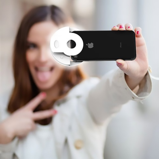 Selfie Light Phone Attachment