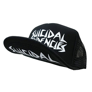 Suicidal Tendencies Flip-Up Snapback