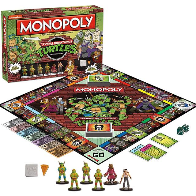 TMNT Monopoly