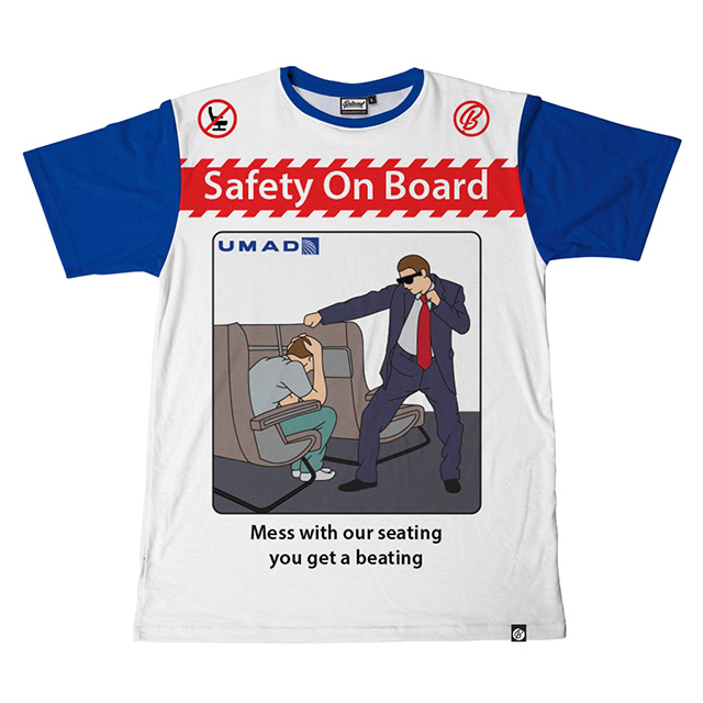 UMAD Airlines Shirt