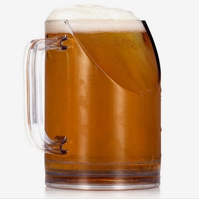 Binge Watching Beer Mug
