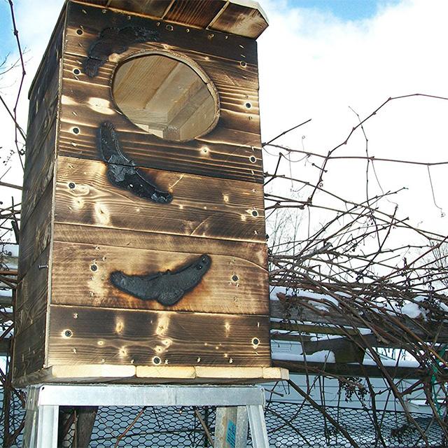 Birdhouse for Barn Owls