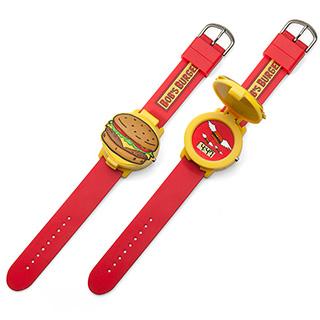 Bob's Burgers Flip-Open Watch