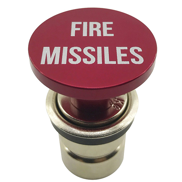 Fake Missile Launcher Car Lighter