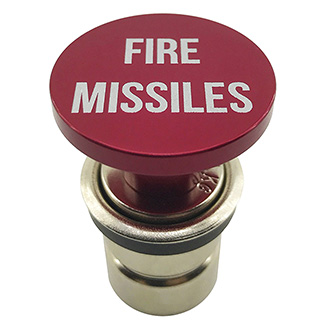 Fake Missile Launcher Car Lighter