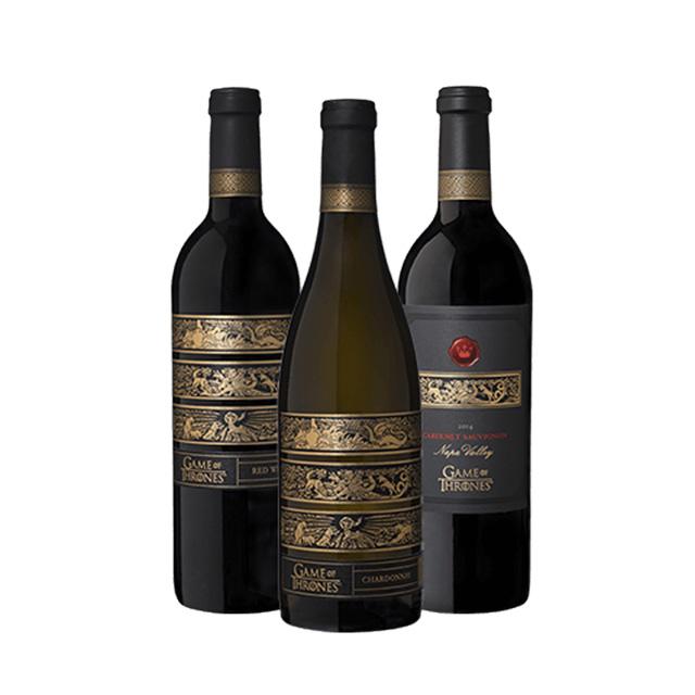 Game of Thrones Wine