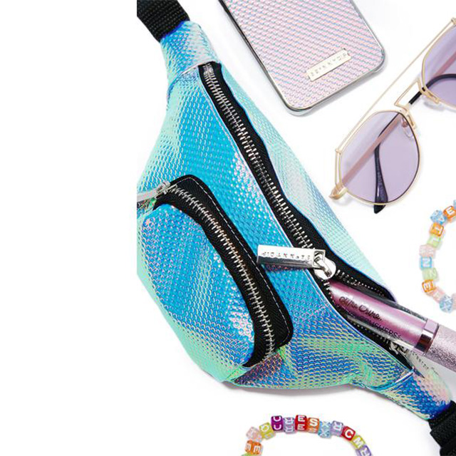 Holographic Fanny Pack