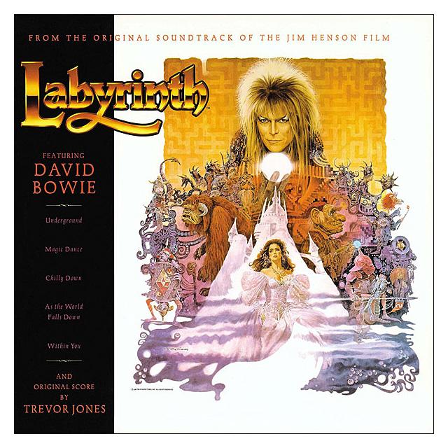 Labyrinth Vinyl Reissue