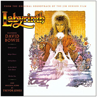 Labyrinth Vinyl Reissue