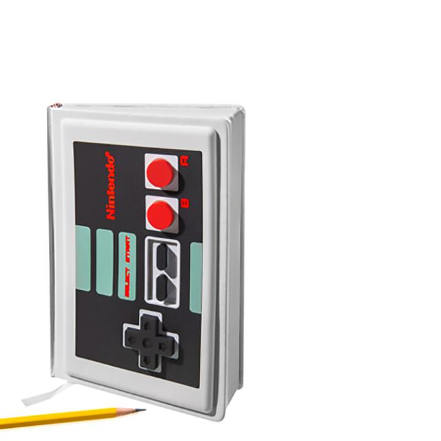 NES Controller Notebook