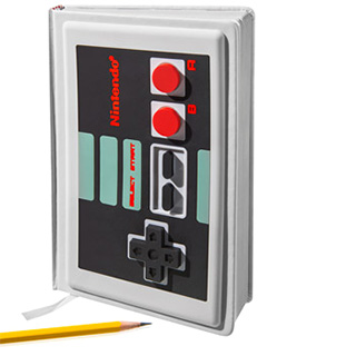 NES Controller Notebook