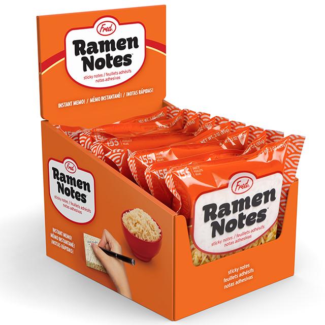 Ramen Notes