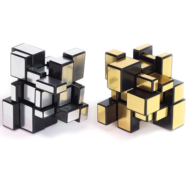 Shape Shifter Puzzle Cubes