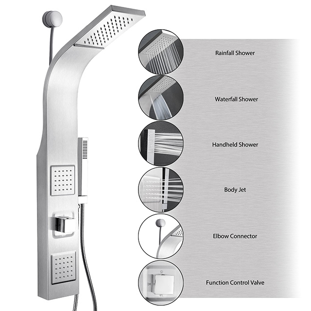 Ultimate Shower Upgrade