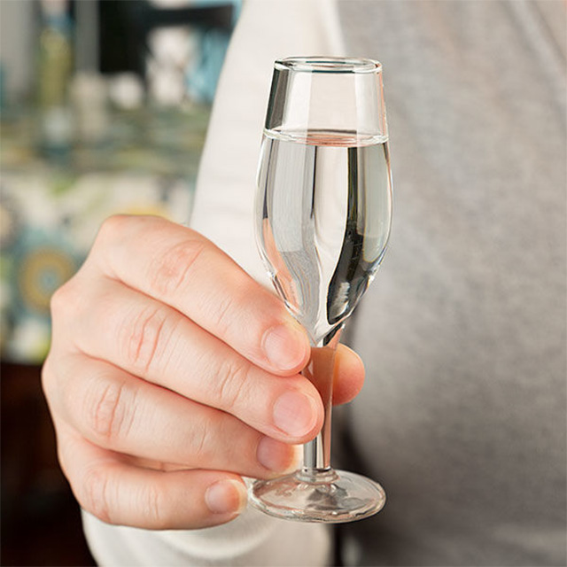 Wine Glass Shot Glasses