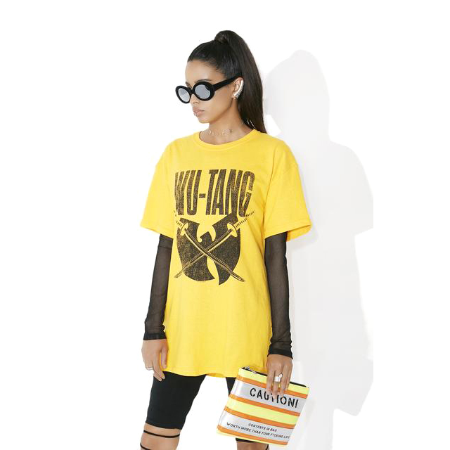 Wu-Tang Sword Logo Shirt
