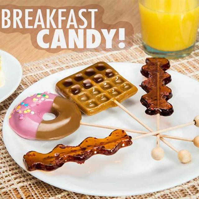 Breakfast Lollipops