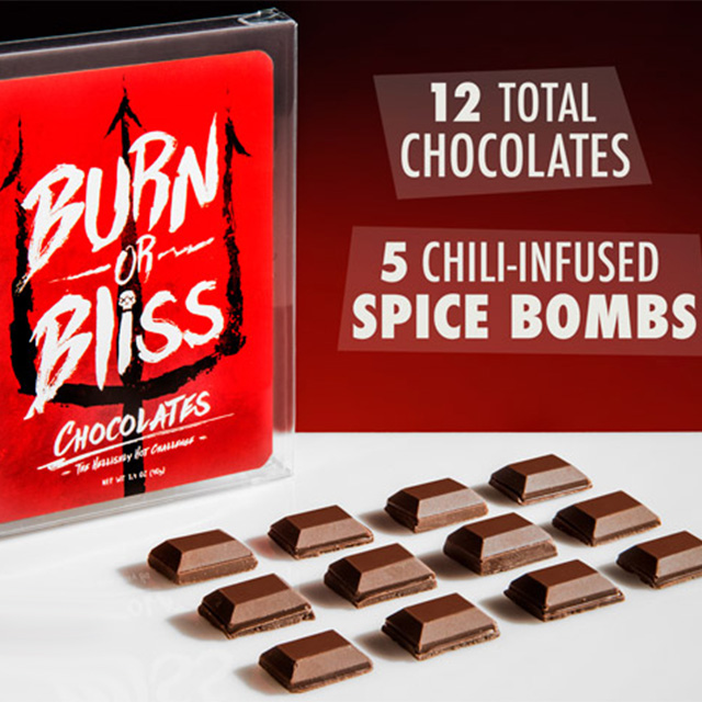 Hot Chocolates Challenge