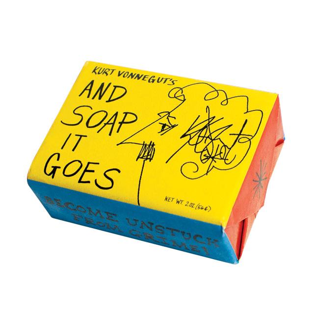 Kurt Vonnegut Soap