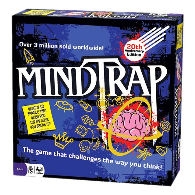 MindTrap Brain Game