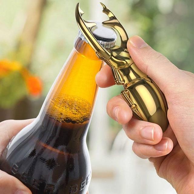 Scarab Bottle Opener