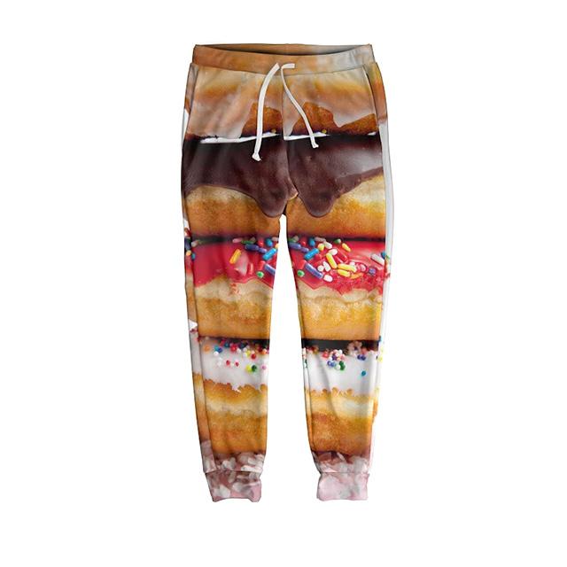 Stacked Donuts Jogging Pants