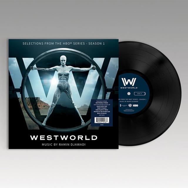 3xLP Score from Westworld