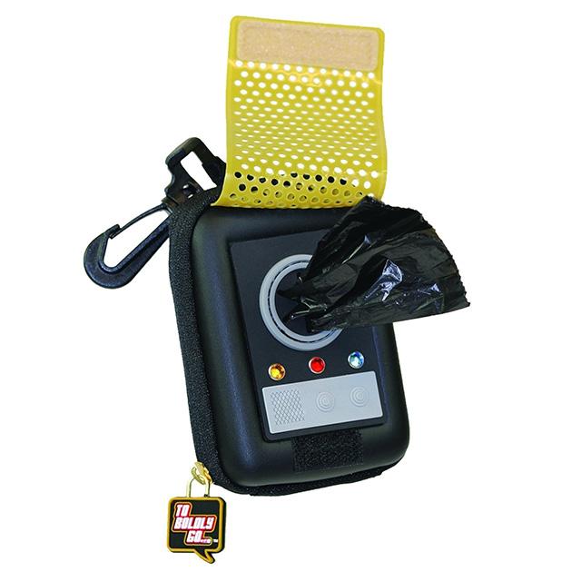 Dog Poop Bag Communicator