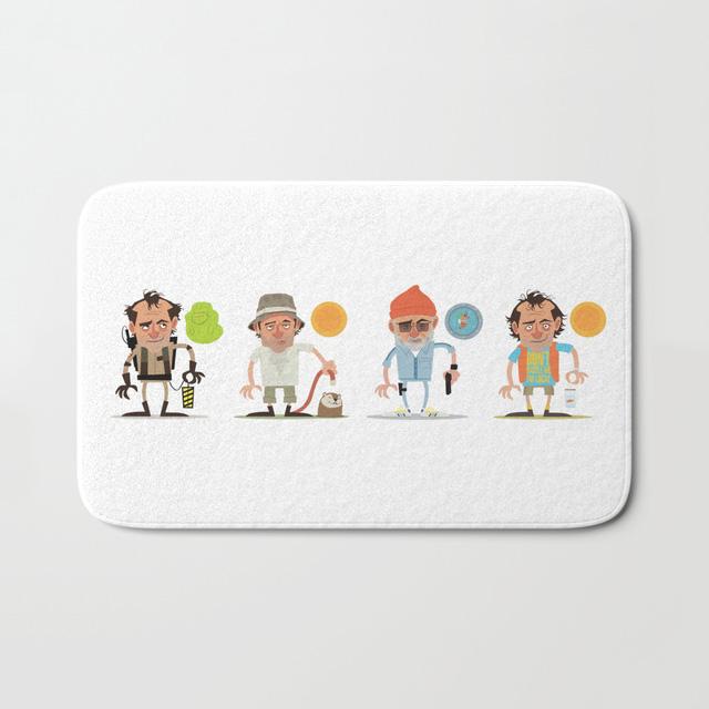 Four Murrays Bath Mat