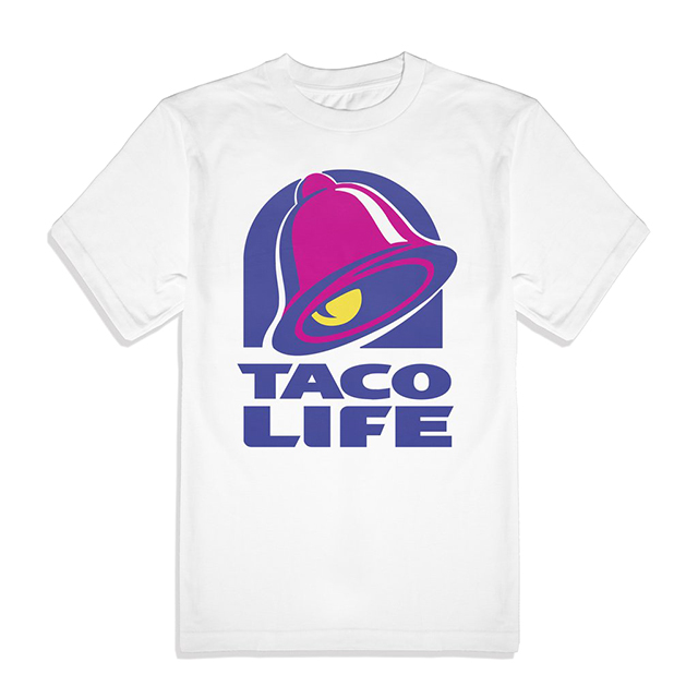 Taco Life Tee Shirt