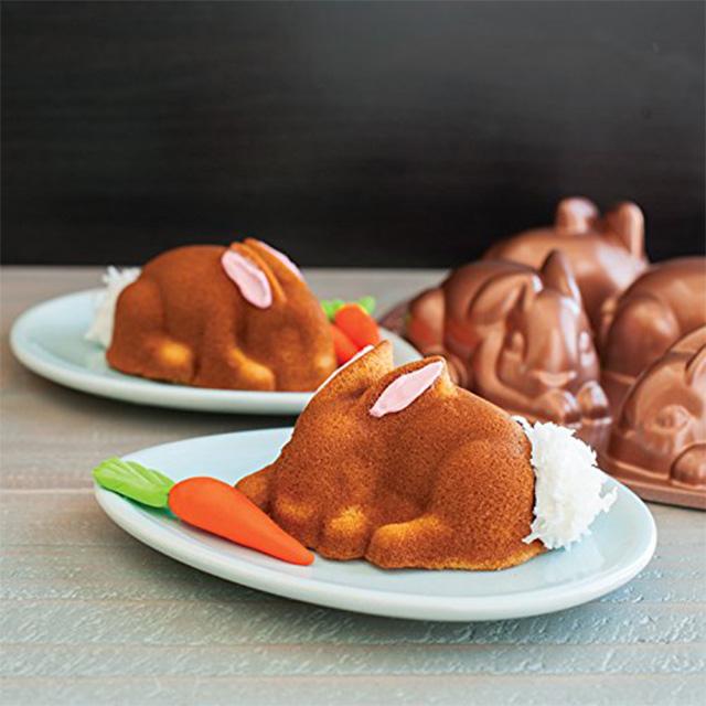 Bunny Cakes Pan