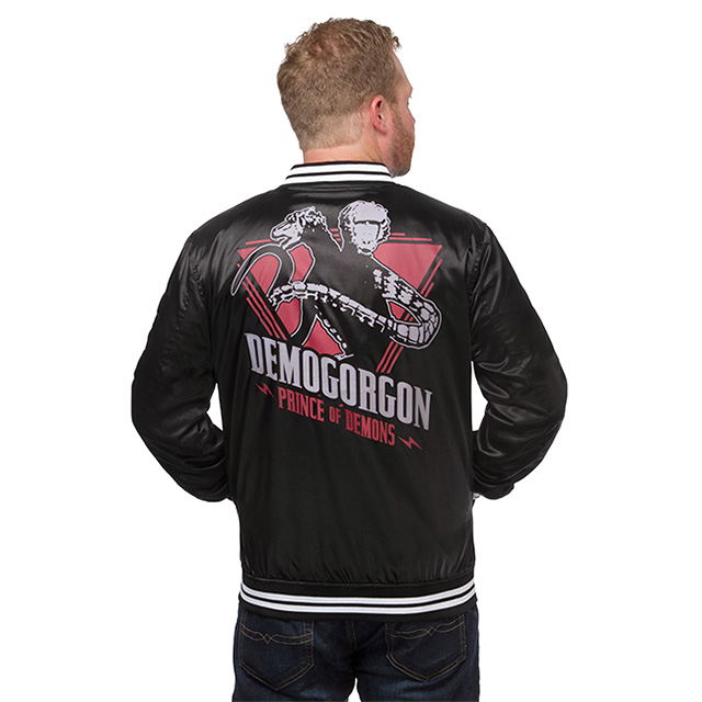 Demogorgon Polyester Jacket