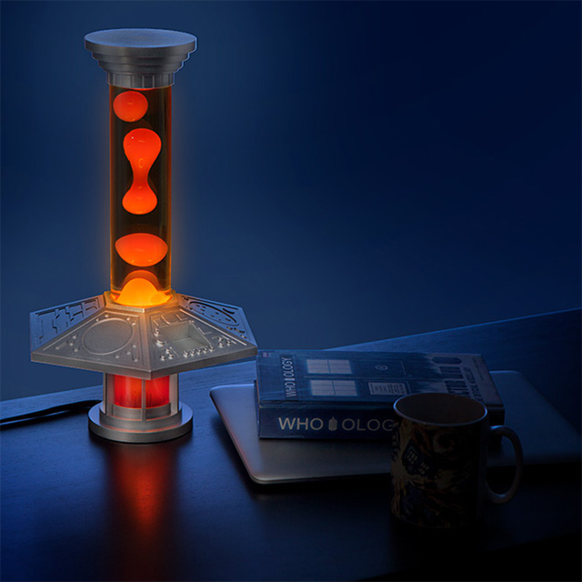 Doctor Who Lava Lamp