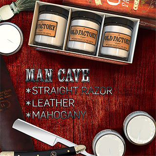 Man Cave Candles
