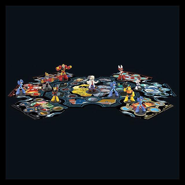 Mega Man Board Game