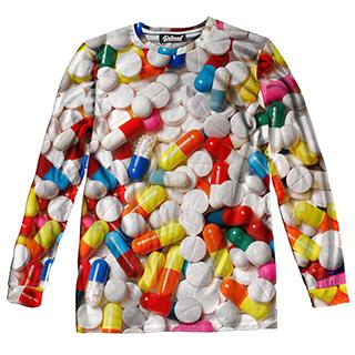 Pills Longsleeve