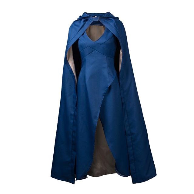 Daenerys Targaryen Dress and Cloak
